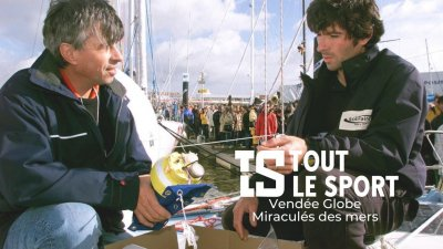 Vendée Globe : Sauvetages en haute mer