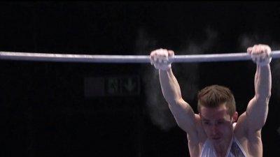Championnats d'Europe de gymnastique artistique : David Belyavskiy sur la deuxième marche du podium