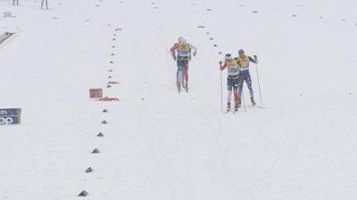 Oberstdorf 2021 – Relais ski de fond hommes (4 x 10 km) : la Norvège et la Finlande devant à mi-course !