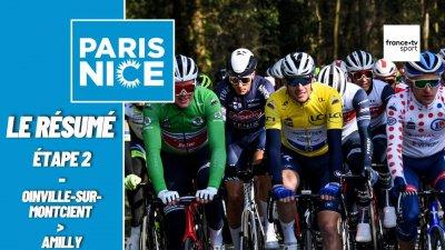 Paris-Nice 2021 : le résumé de la deuxième étape