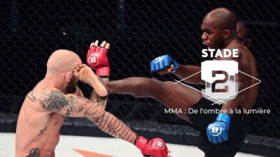 MMA : De l'ombre à la lumière