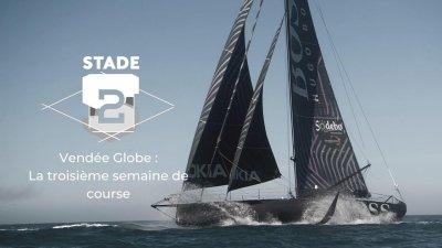 Vendée Globe : La troisième semaine de course