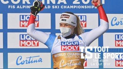 Championnats du monde de ski alpin : La Gut d'or