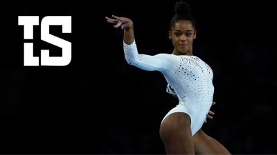 Gymnastique : Rencontre avec Mélanie De Jésus Dos Santos