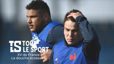 XV de France : Douche écossaise