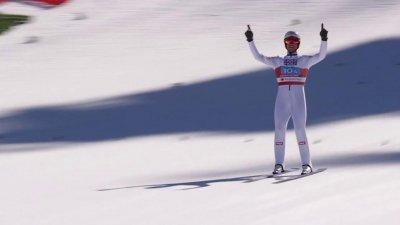 Oberstdorf 2021 - Combiné nordique hommes par équipes petit tremplin : l'Autriche partira en tête