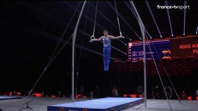 Championnats d'Europe de gymnastique artistique : Nagornyy déroule aux anneaux