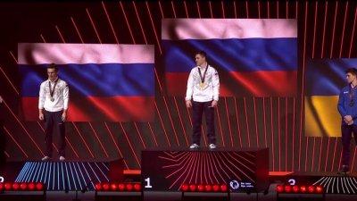 Championnats d'Europe de gymnastique artistique : l'intouchable Nikita Nagornyy remporte largement le concours général