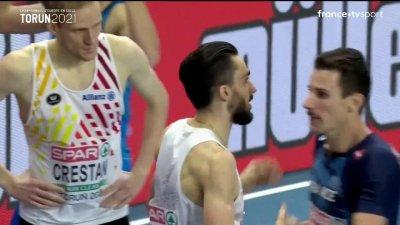 Torun 2021 : Pierre-Ambroise Bosse assure et se qualifie en finale du 800m