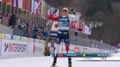 Oberstdorf 2021 - Skiathlon femmes : Therese Johaug conserve son titre !