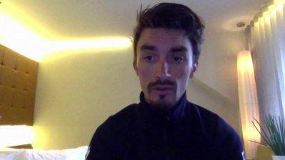 Julian Alaphilippe prolonge son contrat chez Deceuninck-Quick Step jusqu'en 2024