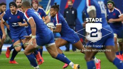 XV de France : De belles retrouvailles