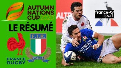 France vs Italie - Résumé intégral