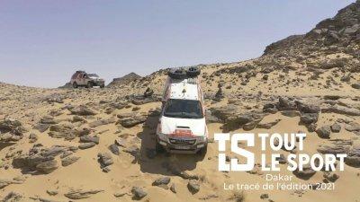 Dakar : le tracé de l'édition 2021