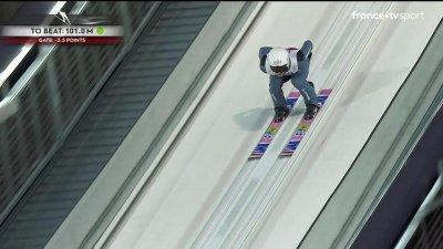 Oberstdorf 2021 – Saut à ski petit tremplin hommes : Zyla champion du monde !