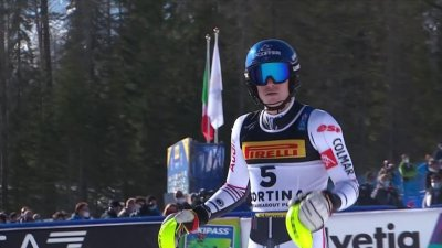 Cortina 2021 - Slalom hommes : Clément Noël fait mieux qu'Alexis Pinturault