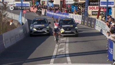 Tour des Alpes-Maritimes et du Var 2021 - Coup double pour Gianluca Brambilla vainqueur d'étape et de l'épreuve