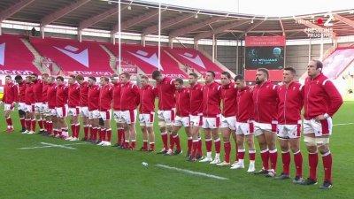 Les hymnes de pays de Galles - Ecosse