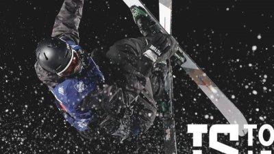 Ski freestyle : Adelisse ça glisse !