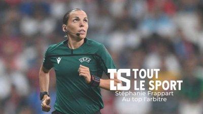 Stéphanie Frappart : Au top l'arbitre