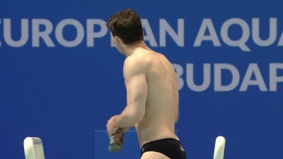 Plongeon 1 m individuel messieurs - Qualifications