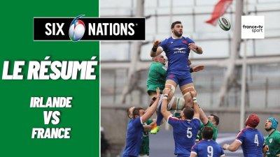 Le résumé complet d'Irlande - France