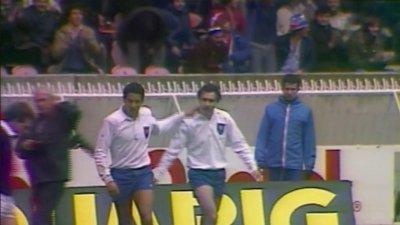 L'essai de légende de Patrick Estève (France - Écosse, 5 Nations 1983)