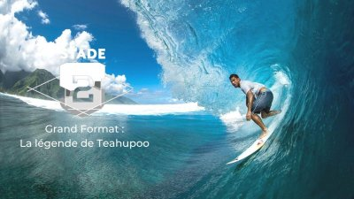 Grand Format : La légende de Teahupoo