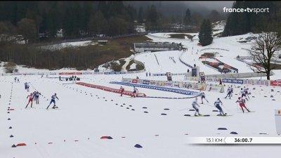 Skiathlon hommes 30 km