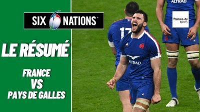 resume video rugby france pays de galles