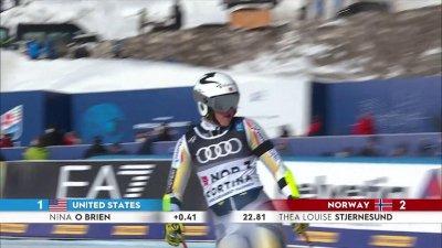 Championnats du monde de ski alpin : Compétition par équipes