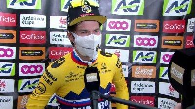 Flèche wallonne - Course messieurs : Primoz Roglic veut sa revanche dès dimanche à Liège