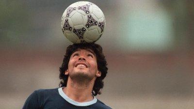Diego Maradona : el Pibe de oro