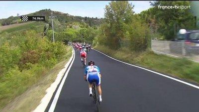 Championnats du monde de cyclisme sur route : Course élite femmes