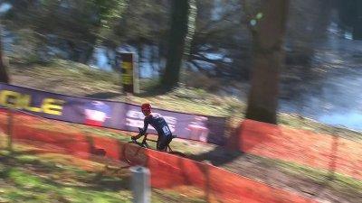 Championnats de France de cyclo-cross espoirs hommes