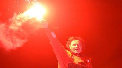 Yannick Bestaven est le grand vainqueur du Vendée Globe 2020/2021