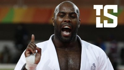 Interview de Teddy Riner à J-100 !