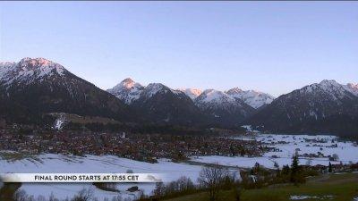 Saut à ski : compétition individuelle femmes HS 106