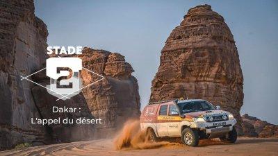 Dakar : L'appel du désert