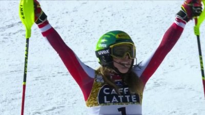 Cortina 2021 - Slalom dames : Katharina Liensberger s'empare de l'or devant Vlhova et Shiffrin !