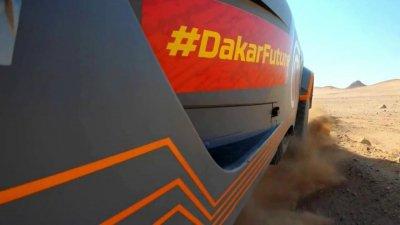 Focus sur les voitures électriques du Dakar