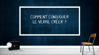 Comment Bien Conjuguer Le Verbe Creer Extrait C Est Au Programme En Streaming France Tv