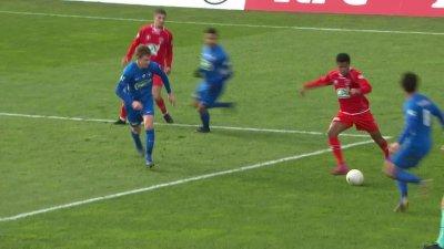 Deux buts instantanés pour Clermont et Grenoble dont un bijou clermontois de Jordan Tell