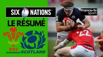 6 Nations 2020 : Galles vs Écosse - Résumé Complet