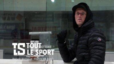Benoît Richaud, le maître de glaces