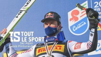 Championnats du monde de ski alpin : Alexis Pinturault médaillé de bronze
