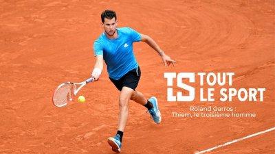 Roland Garros : Thiem, le troisième homme