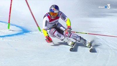 Cortina 2021 - Slalom géant hommes : Alexis Pinturault frappe un énorme coup en première manche