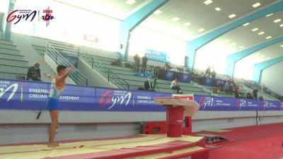 Gymnastique - Top 12 : Loris Frasca impressionne encore au saut !