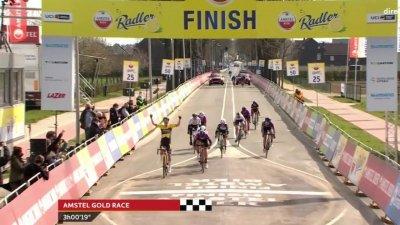 Amstel Gold Race féminin : Marianne Vos remporte sa première Amstel Gold Race !
